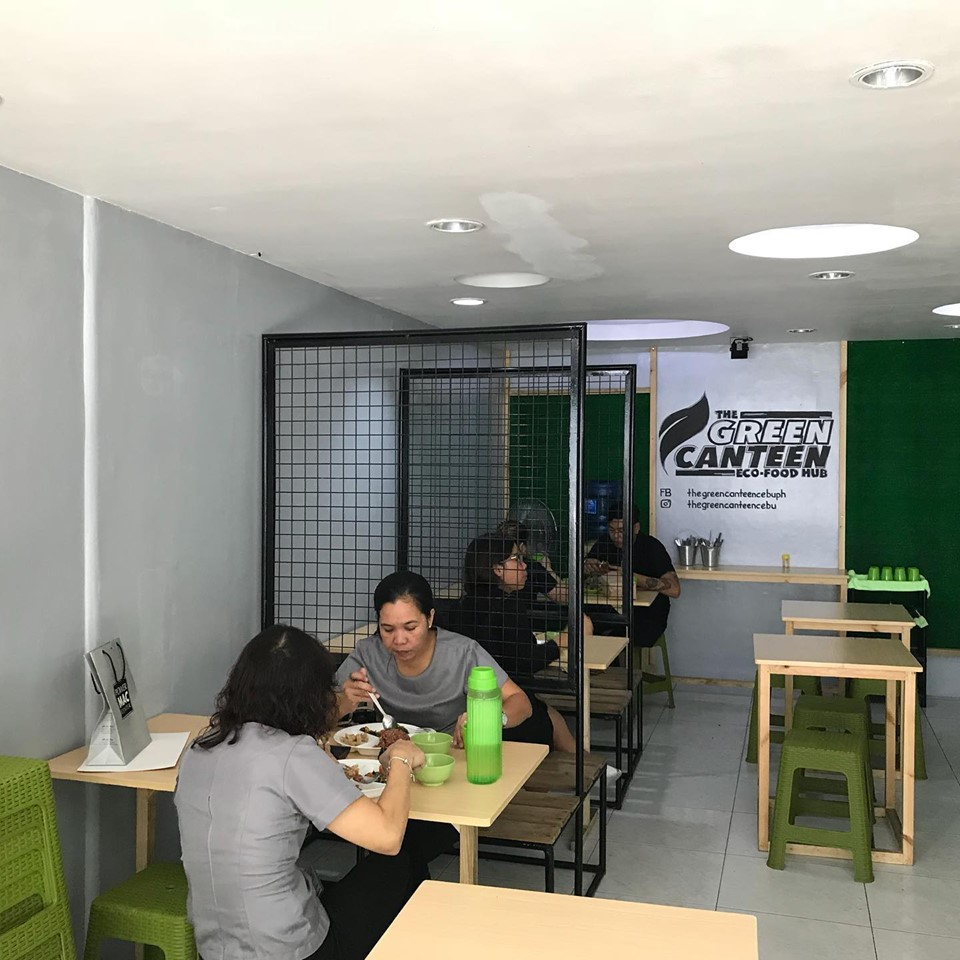 The Green Canteen