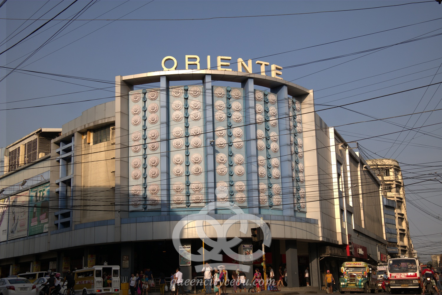 Oriente Cinema | Photo by QueenCityCebu.com