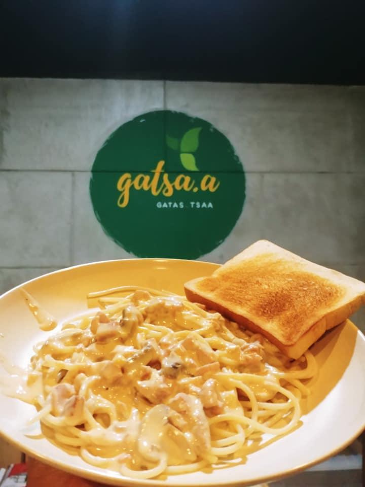Gatsa.a Milk Tea