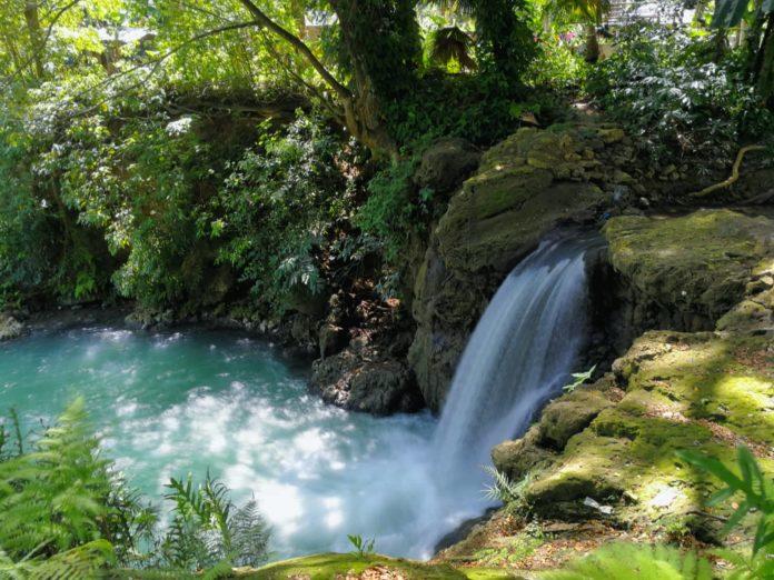 Bagatayam Falls Sogod