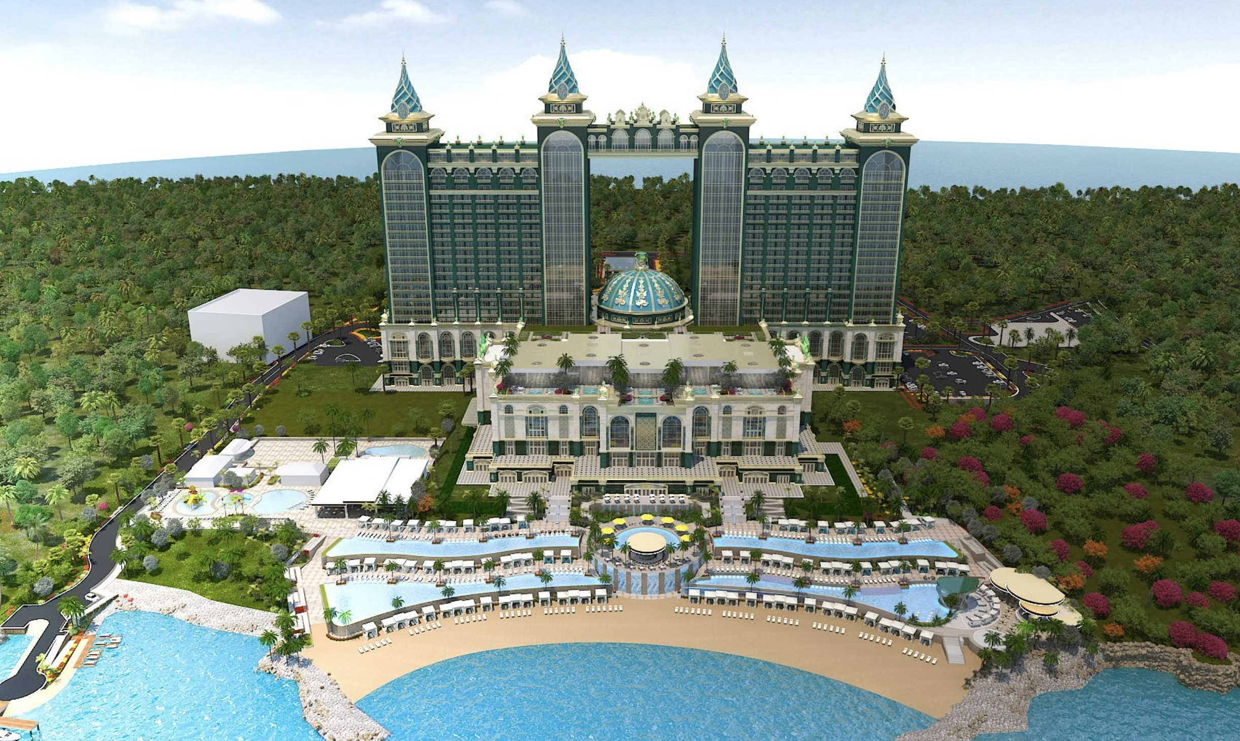 emerald casino and resort, cebu