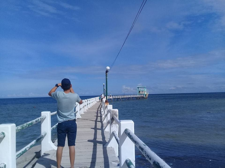 Bontay Baywalk. Photo by Marjorie Espina