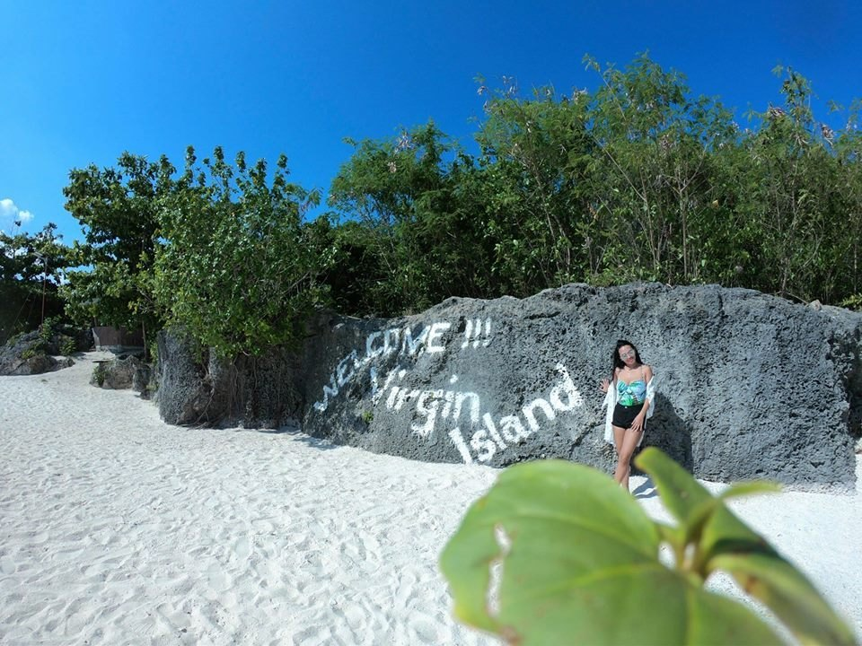 Virgin Island in Bantayan. Photo by Zion Ray Rodriguez