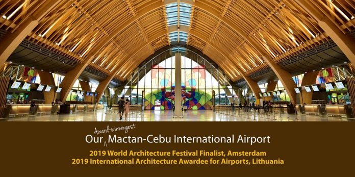 MCIA Terminal 2 is International Architecture Awardee of 2019