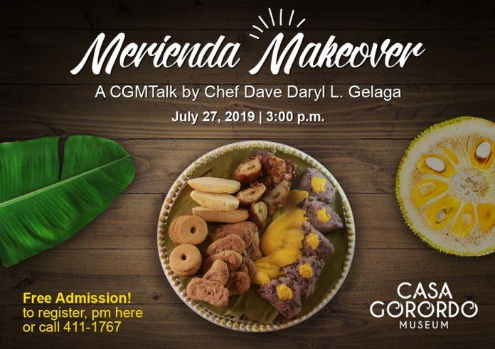 Casa Gorordo Museum Merienda Makeover