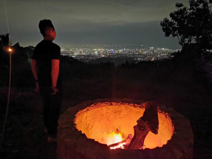 soul sierra garden bonfire