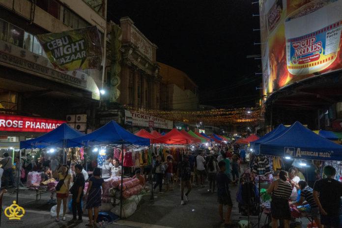 cebu night market 2019