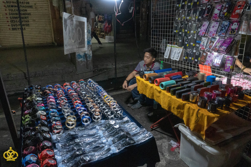 assorted watches colon night market