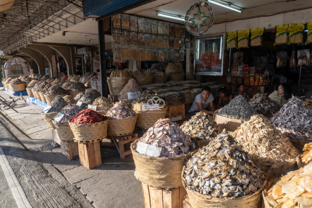 dried fish stores tabo-an cebu