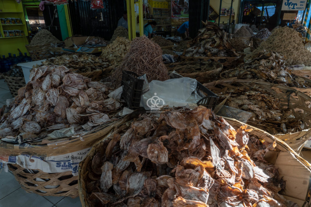 pusit dried fish unsalted