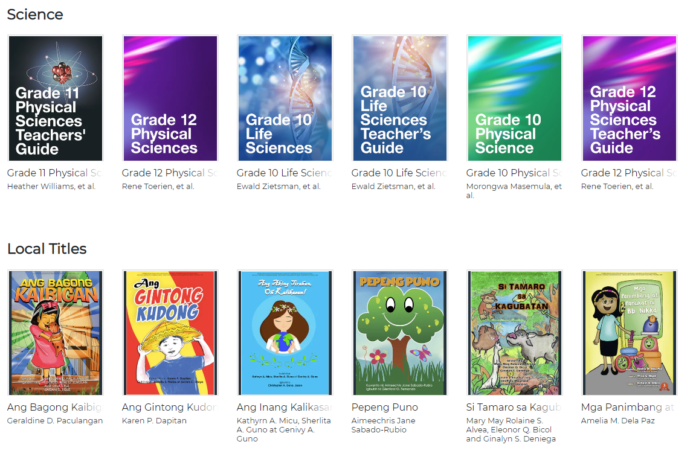 free ebooks for kids from globe