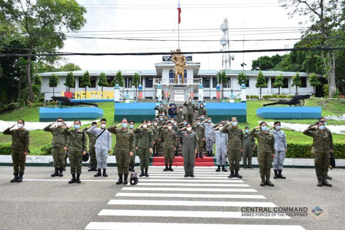 military medical team to help cebu