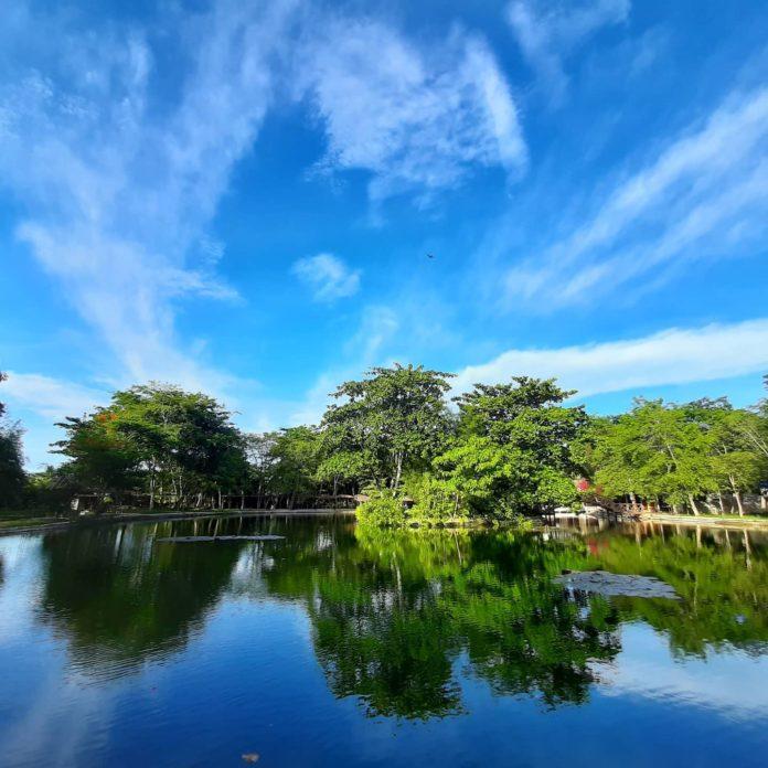 cascades nature park